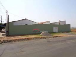 Casa com 2 dormitórios para alugar - Jardim Santa Maria (Nova Veneza) - Sumaré/SP