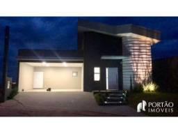 Casa de condomínio à venda com 3 dormitórios em Cidade jardim, Bauru cod:5130