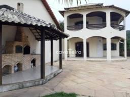 Casa com 3 dormitórios à venda, 255 m² de construção - Centro - Maricá/RJ