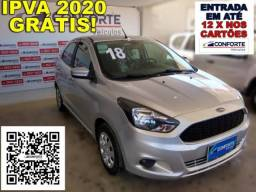 Ford ka 2018 1.5 se 16v flex 4p manual