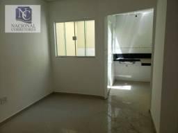 Sobrado à venda, 80 m² por R$ 275.000,00 - Vila Príncipe de Gales - Santo André/SP