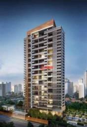 Apartamento com 4 dormitórios à venda, 343 m² por R$ 10.264.785,90 - Cyrela One Sixty By Y