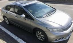 Honda Civic TOP de linha - 2014