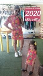 Kit mãe e filha