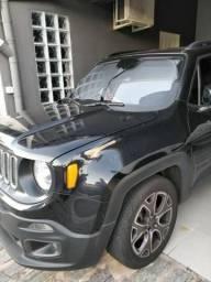 Vendo jeep Renegade longitude automático - 2016