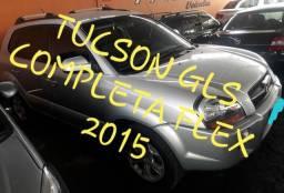 Tucson gls completa flex aut. 2015 - 2015