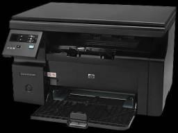 Vendo impressora multifuncional HP m1132