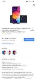 Samsung galaxy a50 ! impecavel !