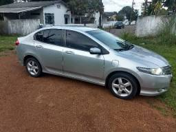City Sedan DX 1.5 Flex -2010/2011-R$:34.500,00 - 2011