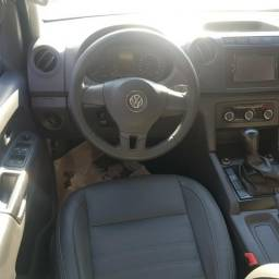 Volkswagen Amarok TDI 4Motion - 2012