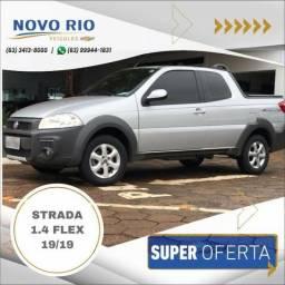 Fiat Strada Freedom 1.4 CD - 2019