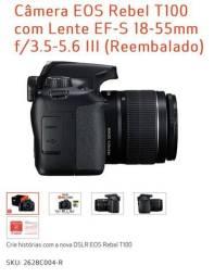 Câmera EOS REBEL T100 Nicon