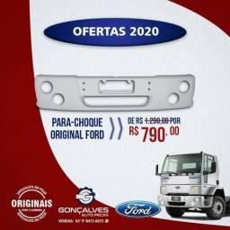 Para choque original ford cargo