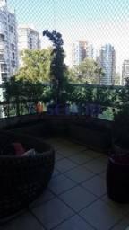Apartamento para locação de 260 m2 - villagio panamby - clube na área comum - more extrema
