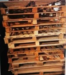 Pallet de Madeira One Way - Capacidade de até 1.000kg. - #4813