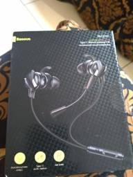 Fone de ouvido Baseus GAMO c15