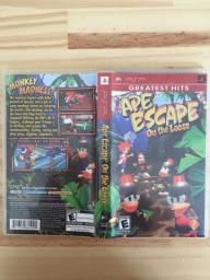GAME PSP APE ESCAPE