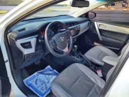 Vendo Corola Xei 2.0 Flex Automático Ano/Modelo 2015/16
