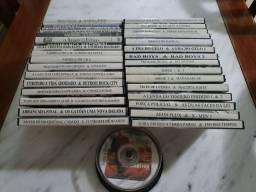Kit com Aparelho DVD + filmes dublados e legendados