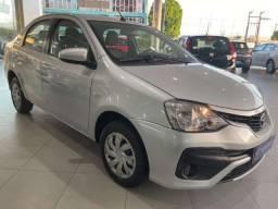 Etios XS Sedan 1.5 Automático 2018