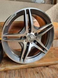 Rodas Mercedes-Benz AMG 17
