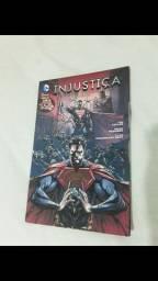 HQ Injustiça: Deuses entre nós