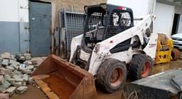 Mine escavadeira bobcat S650 2010 20.000hrs trabalhadas