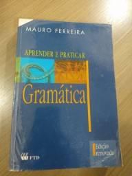Aprender e Praticar Gramática - Mauro Ferreira - FTD Editora, usado comprar usado  Curitiba