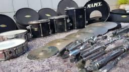 Bateria Mapex completa