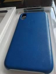 Capinha TPU iPhone Xs - Metallic Shell