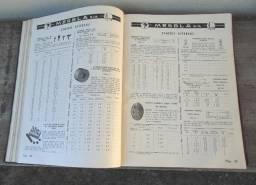 Catálogo antigo de máquinas.- 301 -