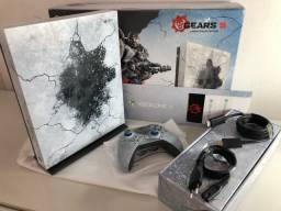 Xbox One X Gears 5 Limited Edition 6 Meses de uso
