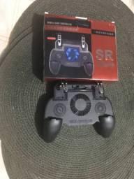 Gamepad com coller