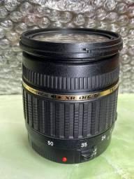 Lente Tamron Canon 17-50mm F/2.8 Sp Af Xr Di Ii Ld If (usada)