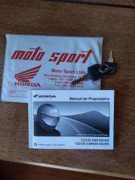 Moto Cg fan KS 125