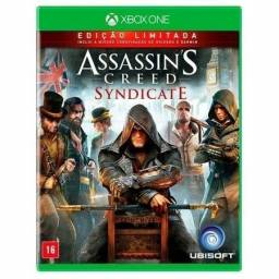 Jogo Assassin's Creed Syndicate Ed. Especial Xbox One Mídia Física (Seminovo)