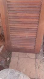 Portas de madeira macica