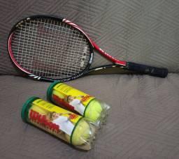 Raquete de tênis WILSON SIX ONE TEAM BLX