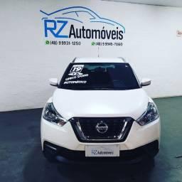 Nissan Kicks 1.6 S Automático CVT - 2019 Único Dono