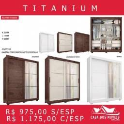 Guarda roupa titanium guarda roupa guarda roupa guarda roupa guarda roupa 22