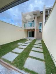 Vendo casa no Eusébio com 124 m² e 4 quartos. Próximo ao colégio Ágape e CE 040