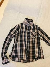 Camisa social feminina da marca Wollner - Tam M