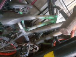 Barbada 2 bicicletas cross
