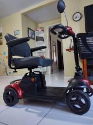 Carrinho motorizado para idoso scooter