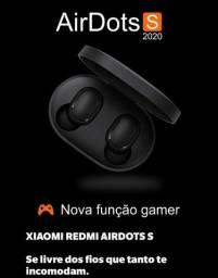 Redmi Airdots S Original Xiaomi Fones sem fios - Função Gamer PROMOÇÃO!