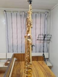 Sax soprano reto eagle SP502