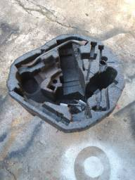 Isopor ferramentas estepe porta malas Bora aro 15