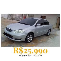 Corolla Mecânico 2008/2008