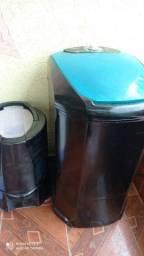 Tanquinho e centrífuga usados por 490$ Entrego
