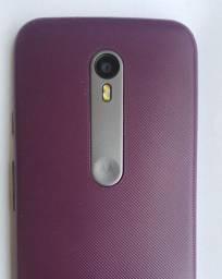 Moto G 3ª geração android 6 16gb